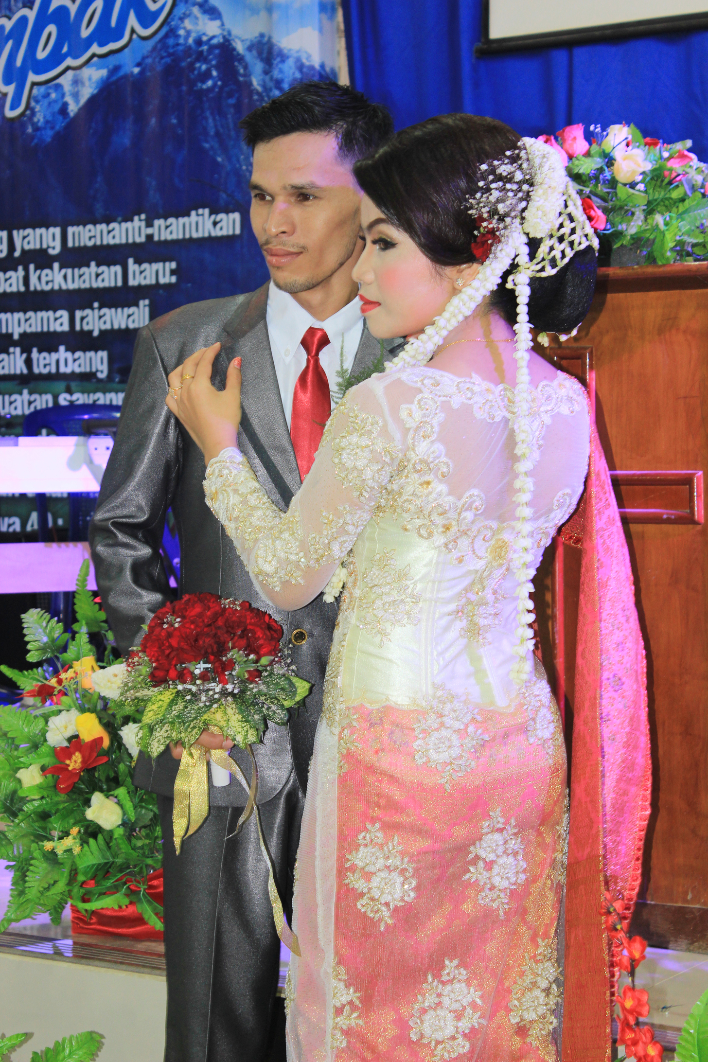 Kebaya pengantin Batak  The Woman Of Pakkat ❤